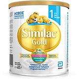 Молочная смесь Similac Gold 1, с 0 мес, 400 г