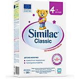 Молочная смесь Similac Classic 4, с 18 мес, 300 г