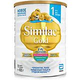 Молочная смесь Similac Gold 1, с 0 мес, 800 г