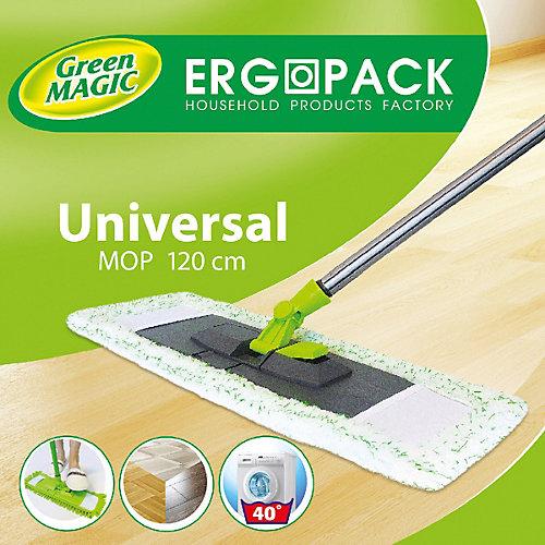 Швабра плоская ErgoPack Универсальная, 120 см