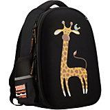 Рюкзак Bruno Visconti Весёлый жираф, 30х38х20 см