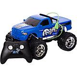 Машинка на радиоуправлении New Bright Chargers Truck 1:18 синяя