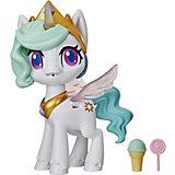 """Интерактивная игрушка My Little Pony """"Магический Единорог"""" Селестия, 20 см"""