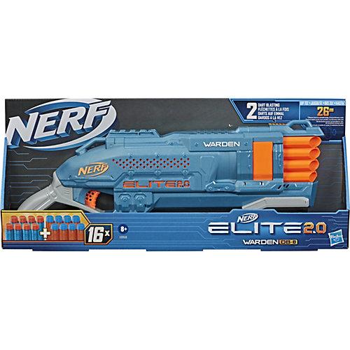 Игр.набор бластер НЁРФ E2.0 Варден от Hasbro