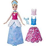 Кукла Disney Princess Золушка с двумя нарядами