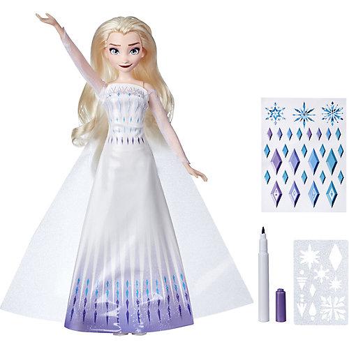 "Кукла Disney Princess ""Холодное сердце 2"" Эльза, c аксессуарами от Hasbro"