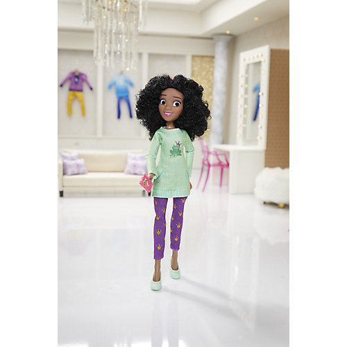 Кукла Disney Princess Comfy Squad Тиана от Hasbro