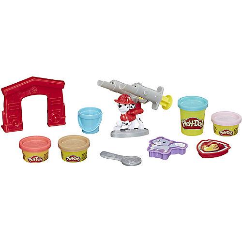 """Игровой набор Play-Doh """"Щенячий патруль"""" Маршалл от Hasbro"""