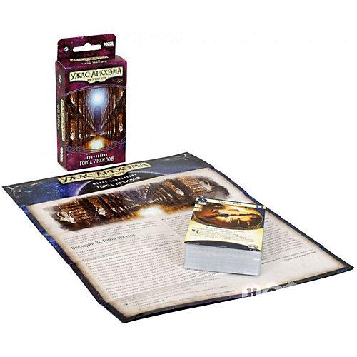 Настольная игра Hobby World Ужас Аркхэма. Карточная игра: Забытая эпоха. Город архивов от Hobby World