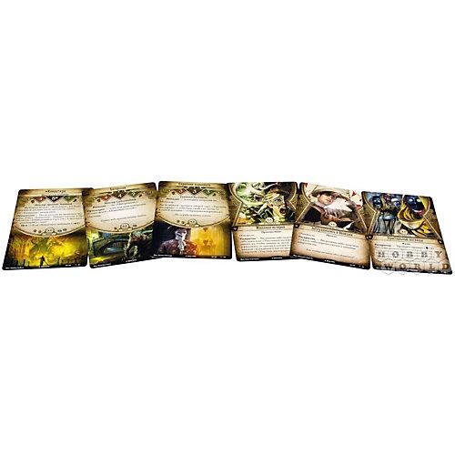 Настольная игра Hobby World Ужас Аркхэма. Карточная игра: Карнавал ужасов от Hobby World