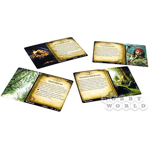 Настольная игра Hobby World Ужас Аркхэма. Карточная игра: Забытая эпоха. Сердце древних от Hobby World