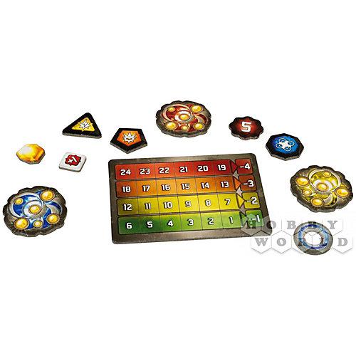 Настольная игра Hobby World KeyForge: Столкновение миров. Делюкс-колода архонта от Hobby World