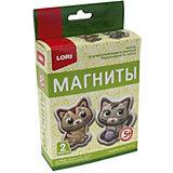Магниты из гипса Lori Счастливые котята