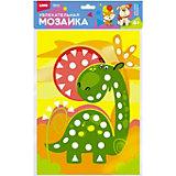 Увлекательная мозаика Lori Весёлый динозавр