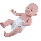 Кукла Paola Reina Baby Мальчик в памперсе, 45 см