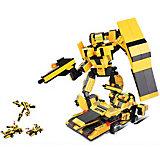 Конструктор Sluban Космическая серия: робот-трансформирующийся Король дороги, 284 детали