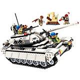 Конструктор Qman Секретная миссия: танковая атака, 430 деталей