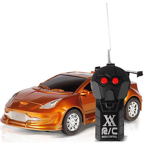 Радиоуправляемая машина Handers Рэйсеры: спорткар X119, 1:20, звук от Handers