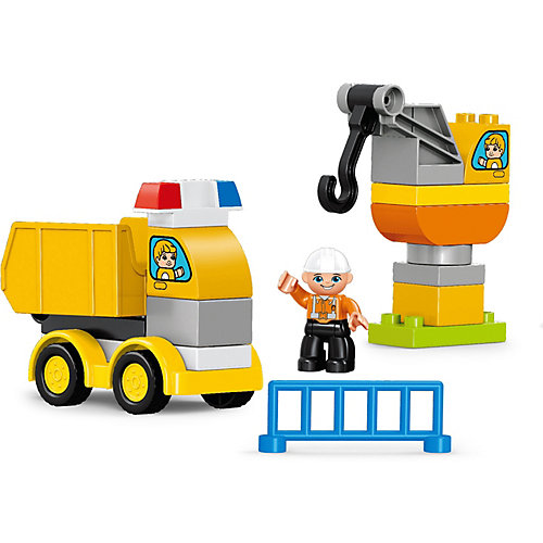 Конструктор Kids Home Toys Спецслужбы со зданием, 20 деталей от Kids Home Toys