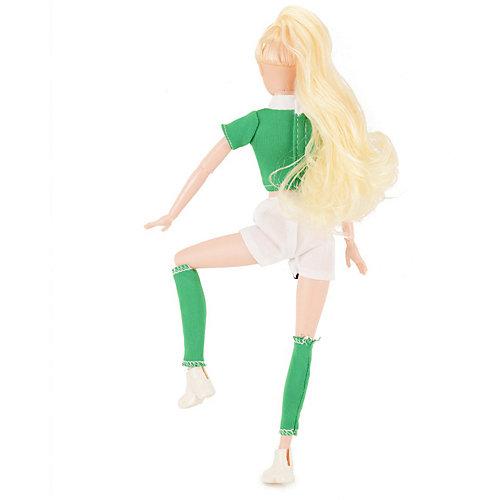 Шарнирная кукла Qian Jia Toys Спортивная девчонка, 28 см