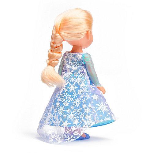 Интерактивная кукла Disney Холодное Cердце: Снежинка Эльзы, 35 см, свет, звук от Disney