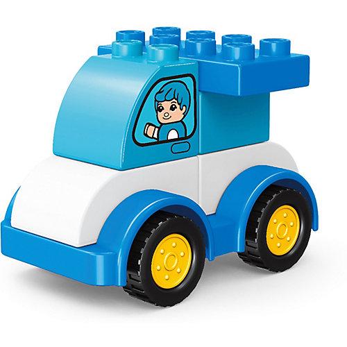Конструктор Kids Home Toys Машины спецслужб, 9 деталей от Kids Home Toys