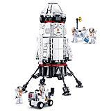 Конструктор Sluban Космос: ракетная база, 733 детали