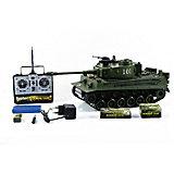 Радиоуправляемый танк Mioshi Army Тигр-МI, 1:20, свет, звук