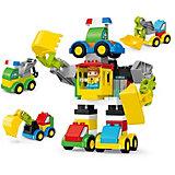 Конструктор Kids Home Toys Собери робота, 49 деталей