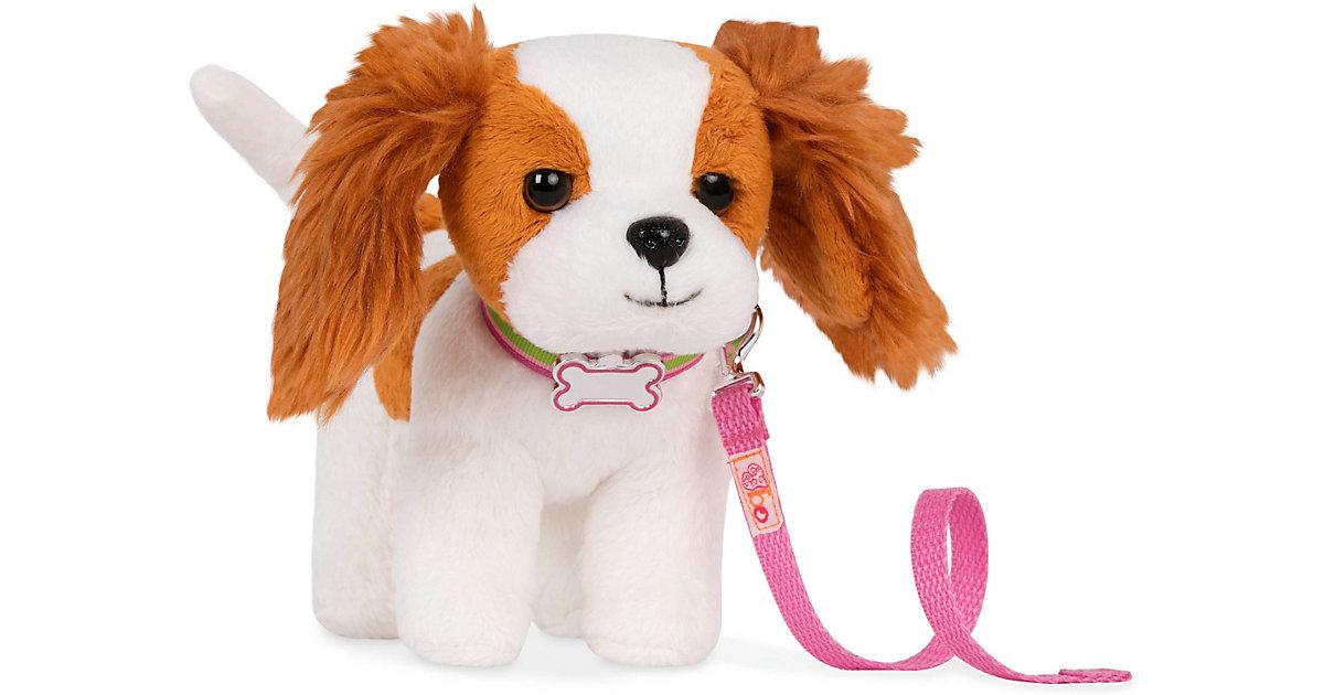 King Charles Spaniel Hundewelpe 15 cm beweglich mehrfarbig