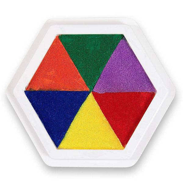 Matratzen farbig  Riesenstempelkissen Multicolor 6-farbig, Eduplay   myToys