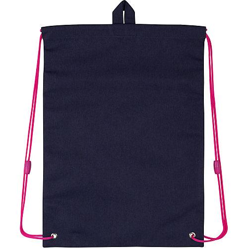 Мешок для обуви Kite College Girl - темно-синий от Kite