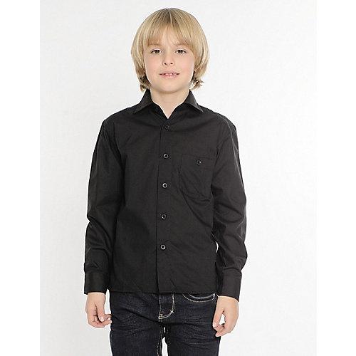 Рубашка Tsarevich - черный от Tsarevich