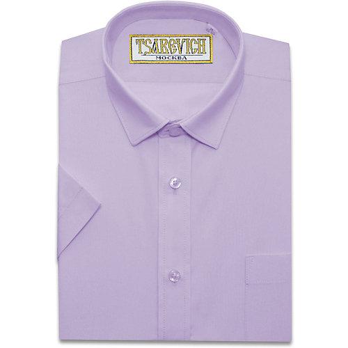 Рубашка Tsarevich - сиреневый от Tsarevich