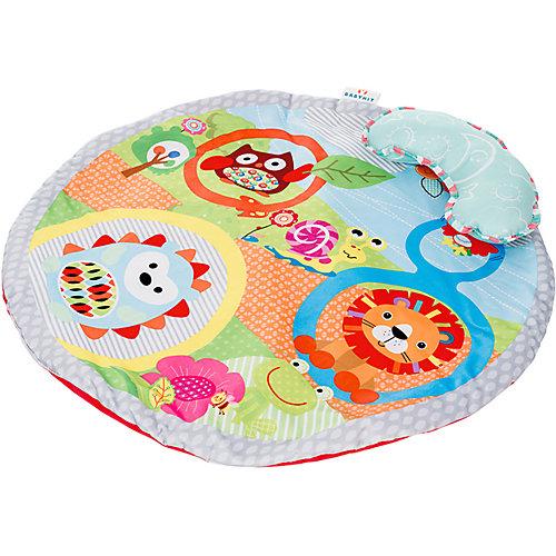 Развивающий коврик Baby Hit Play Yard 1 Лес - зеленый от Baby Hit