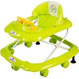Ходунки Baby Hit Funny Ride, зелёные
