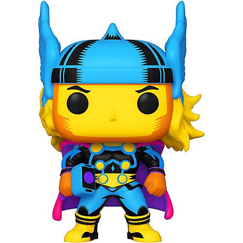 Фигурка Funko POP! Bobble: Marvel: Black Light: Тор, 48847 от Funko
