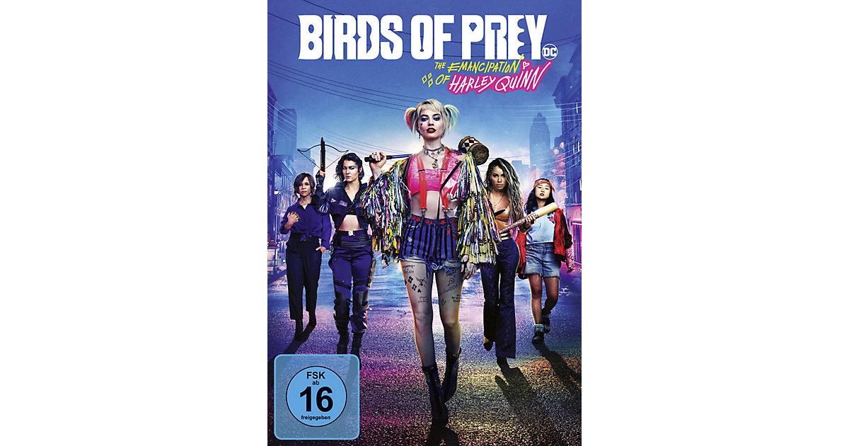 DVD Birds of Prey - The Emancipation of Harley Quinn Hörbuch