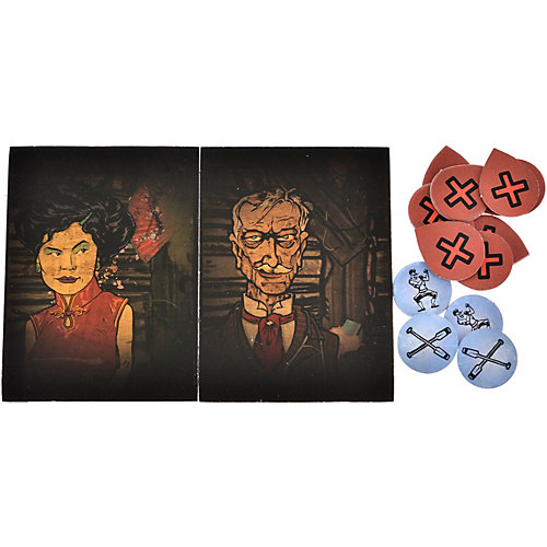 """Настольная игра Магеллан """"За бортом"""", дополнение, издание 2020 от Магеллан"""