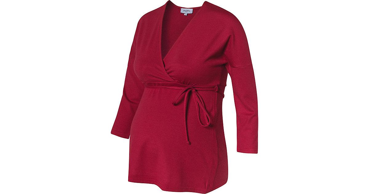 Stillshirt TUNIC rot Gr. 34/36 Damen Kinder