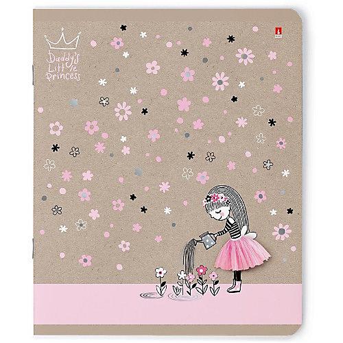 """Комплект тетрадей Альт """"Маленькая принцесса"""", клетка, 48 листов от Альт"""