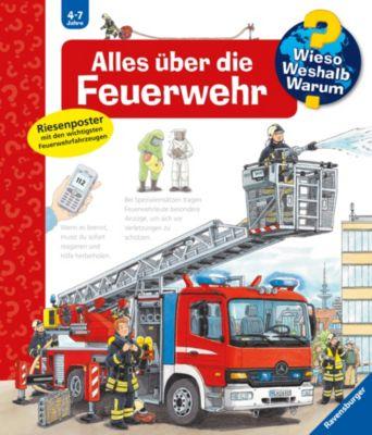 Buch - WWW Alles über die Feuerwehr