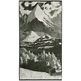 Полотенце Этель Горы, 50х90 см