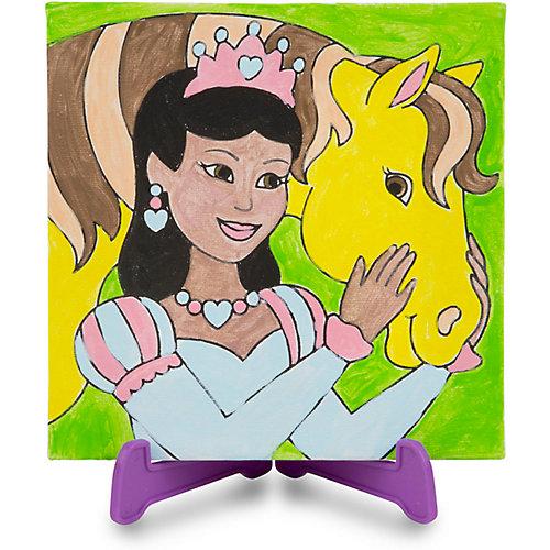 Набор раскрасок на холсте Melissa&Doug Принцессы от Melissa & Doug