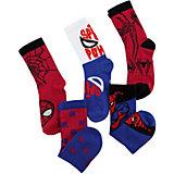 Носки Marvel, 5 пар