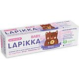 Зубная паста Lapikka Baby Бережный уход с кальцием и календулой, 45 г