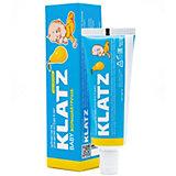 Зубная паста для детей Klatz Baby Большая груша, 48 мл