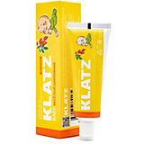 Зубная паста для детей Klatz Baby Весёлый шиповник, 48 мл