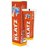 Зубная паста Klatz Kids Утренняя карамель, 48 мл