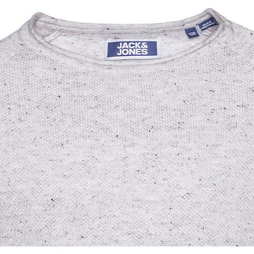 Лонгслив Jack & Jones Junior - светло-серый от JACK & JONES Junior